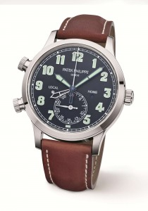 Replica-Patek Philippe-Calatrava-Pilot-Travel-Time