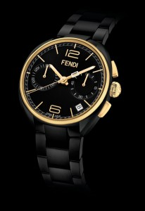 Momento Fendi Black & Gold