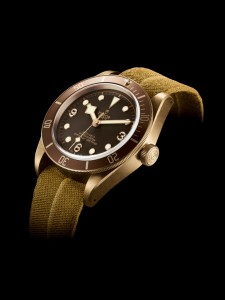 Replica Tudor Heritage Black Bay Bronze