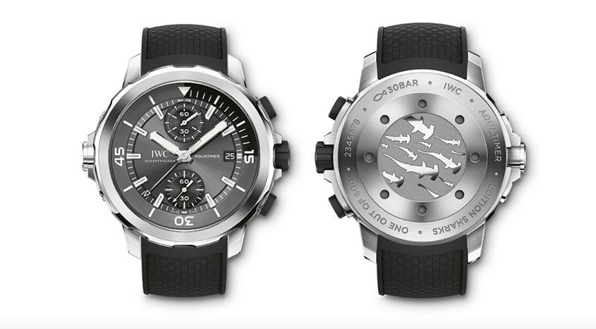 IWC-Chronograph-Edition-Sharks-