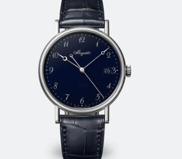 Breguet Classique looks elegant and noble, which will enhance the charm of gentlemen.