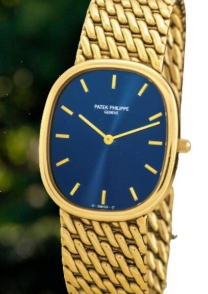 Patek Philippe Golden Ellipse fake watches uk are elegant and luxury.